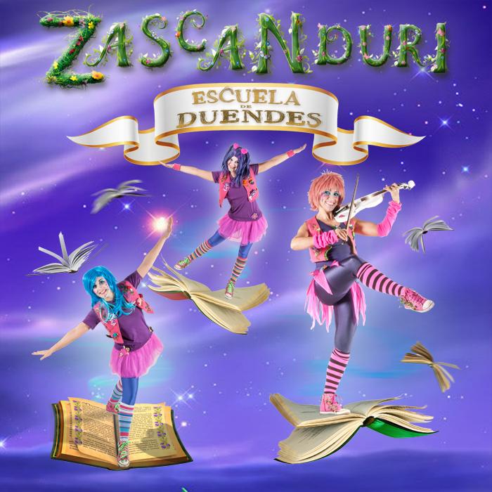 """ZASCANDURI """"Escuela de Duendes"""""""