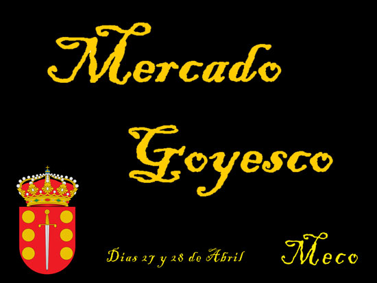 Mercado Goyesco Meco